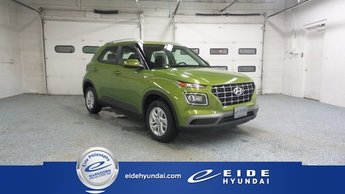 2020 Green Apple Hyundai Venue SEL FWD I4 Engine SUV 4 Door Automatic