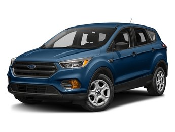 2018 Ford Escape S 4 Door SUV FWD Automatic 2.5L iVCT with Flex-Fuel Capability Engine
