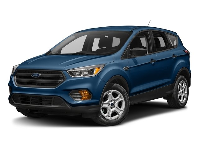 2018 Ford Escape S 4 Door 2.5L iVCT with Flex-Fuel Capability Engine Automatic SUV