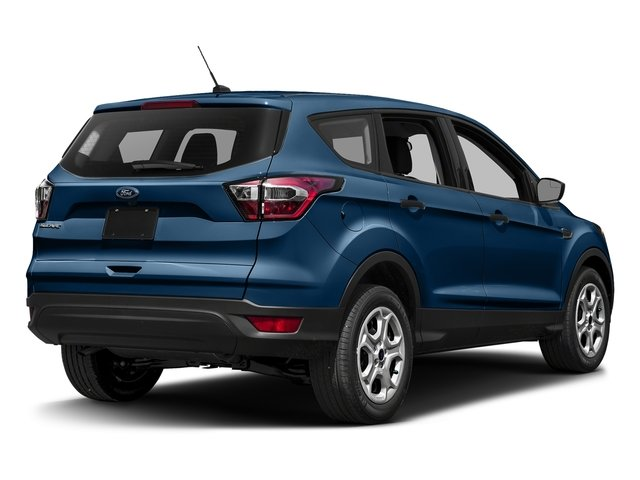 2018 Lightning Blue Metallic Ford Escape S 4 Door SUV Automatic 2.5L iVCT with Flex-Fuel Capability Engine