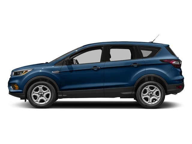 2018 Lightning Blue Metallic Ford Escape S 4 Door SUV FWD Automatic 2.5L iVCT with Flex-Fuel Capability Engine