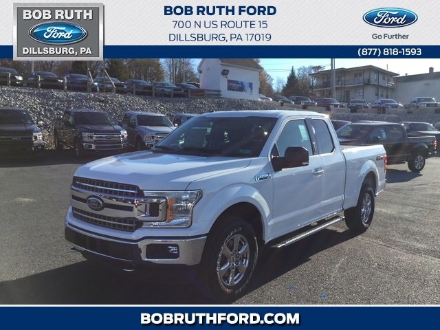 2018 Oxford White Ford F-150 XLT Automatic 4 Door Truck & 2018 Ford F-150 XLT 4X4 Truck For Sale Near Harrisburg PA - T04218 pezcame.com