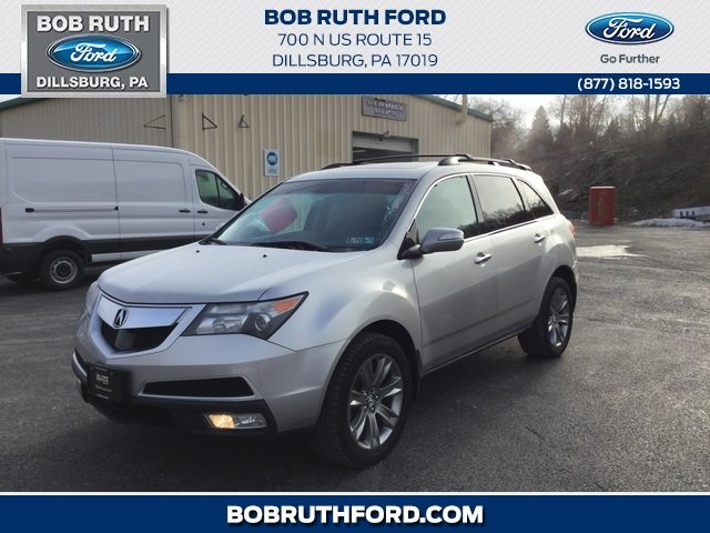 Used Acura MDX L Advance Package AWD SUV For Sale Near - Acura mdx value