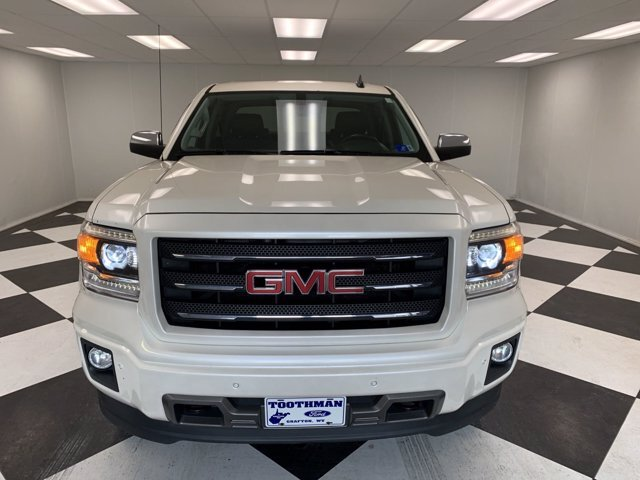 2015 GMC Sierra 1500 SLT Truck 4X4 Gas V8 5.3L/325 Engine Automatic 4 Door