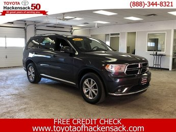 2015 Dodge Durango Limited Regular Unleaded V-6 3.6 L/220 Engine 4 Door 4X4