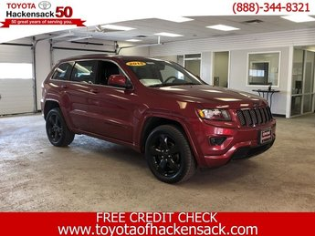 2015 Jeep Grand Cherokee Altitude SUV 4 Door Regular Unleaded V-6 3.6 L/220 Engine 4X4 Automatic