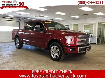 2016 Ford F-150 4 Door Twin Turbo Regular Unleaded V-6 3.5 L/213 Engine Truck Automatic