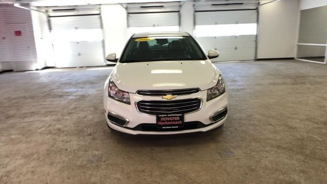 2016 Chevy Cruze Limited LTZ 4 Door FWD Turbocharged Gas I4 1.4L/83 Engine Automatic Sedan