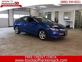 2017 Kinetic Blue Metallic Chevy Volt LT 4 Door Gas/Electric I4 1.5L/ Engine Automatic
