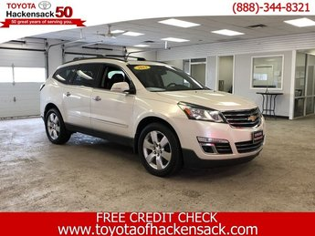 2013 Chevy Traverse LTZ SUV 4 Door AWD Automatic