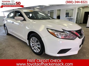 2018 Nissan Altima 2.5 S Sedan 4 Door Automatic (CVT) FWD Regular Unleaded I-4 2.5 L/152 Engine