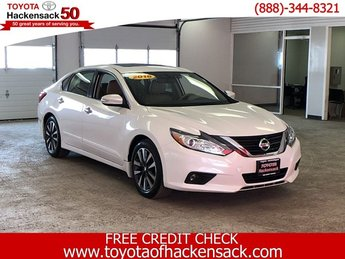 2016 Nissan Altima 2.5 SL Sedan FWD 4 Door Regular Unleaded I-4 2.5 L/152 Engine