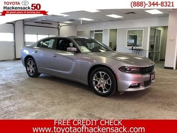 2016 Dodge Charger SXT Sedan AWD Automatic Regular Unleaded V-6 3.6 L/220 Engine