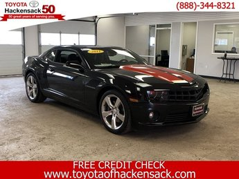 2011 Chevy Camaro 2SS Coupe Automatic RWD
