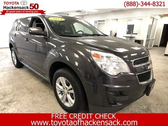 2014 Tungsten Metallic Chevy Equinox LT Gas/Ethanol I4 2.4/145 Engine 4 Door SUV AWD