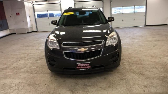 2014 Chevy Equinox LT Gas/Ethanol I4 2.4/145 Engine 4 Door Automatic SUV AWD