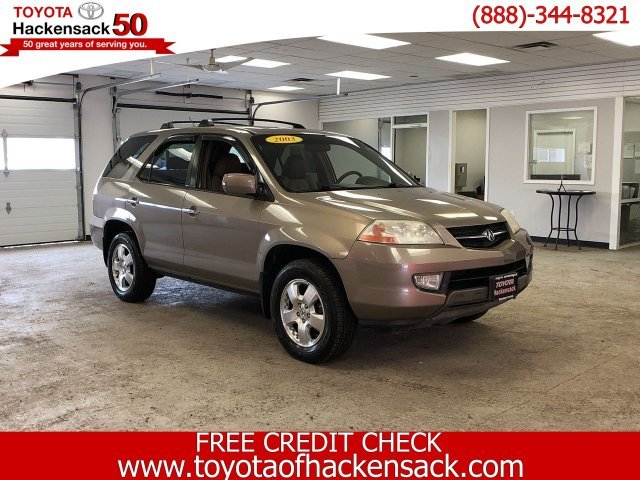 2003 Beige Acura MDX 4DR SUV AT Automatic SUV 4 Door AWD Gas V6 3.5L/214 Engine