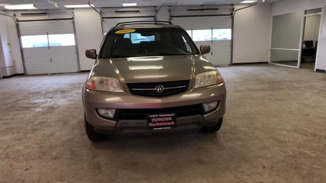 2003 Acura MDX 4DR SUV AT AWD 4 Door Automatic SUV