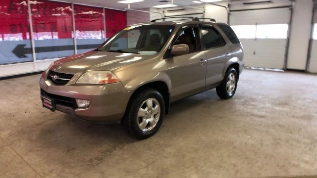2003 Beige Acura MDX 4DR SUV AT Automatic AWD Gas V6 3.5L/214 Engine 4 Door