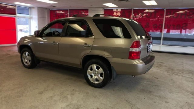 2003 Acura MDX 4DR SUV AT SUV Gas V6 3.5L/214 Engine 4 Door