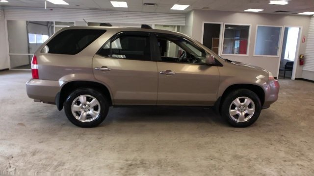 2003 Acura MDX 4DR SUV AT AWD 4 Door Gas V6 3.5L/214 Engine Automatic SUV