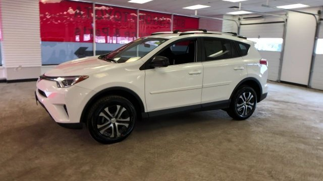 2016 Toyota RAV4 LE SUV 4 Door Regular Unleaded I-4 2.5 L/152 Engine