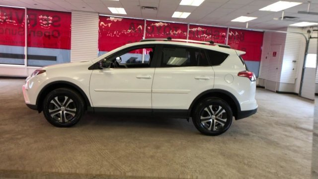 2016 Toyota RAV4 LE Regular Unleaded I-4 2.5 L/152 Engine 4 Door AWD