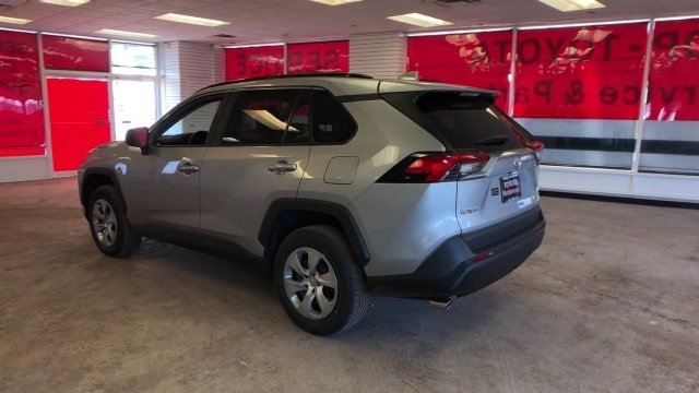2019 Toyota RAV4 LE AWD 4 Door Regular Unleaded I-4 2.5 L/152 Engine SUV Automatic AWD