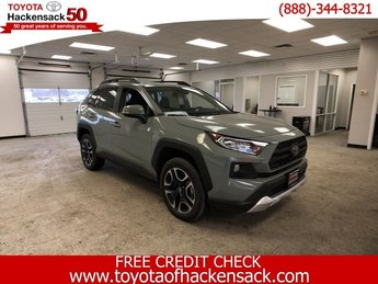 2019 Toyota RAV4 Adventure AWD SUV 4 Door Regular Unleaded I-4 2.5 L/152 Engine AWD Automatic