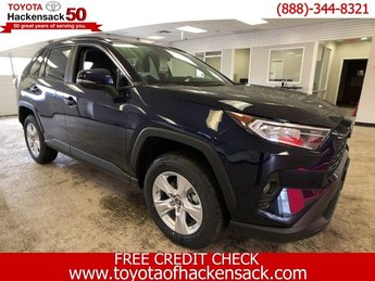2019 Toyota RAV4 XLE AWD AWD 4 Door Automatic Regular Unleaded I-4 2.5 L/152 Engine SUV