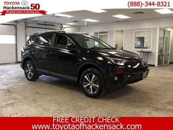2016 Toyota RAV4 XLE Automatic Regular Unleaded I-4 2.5 L/152 Engine SUV 4 Door