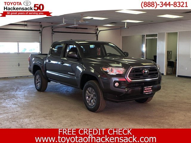 2019 Toyota Tacoma SR5 Double Cab 5 Bed V6 AT Truck Regular Unleaded V-6 3.5 L/211 Engine 4X4 4 Door Automatic