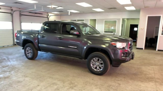 2019 Toyota Tacoma SR5 Double Cab 5 Bed V6 AT 4X4 Automatic 4 Door Truck Regular Unleaded V-6 3.5 L/211 Engine