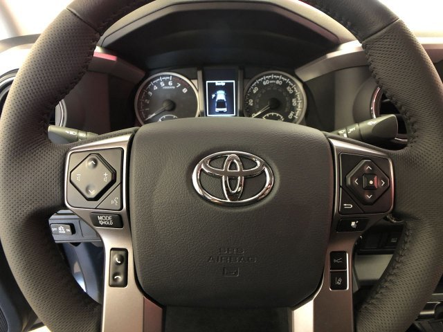 2019 Toyota Tacoma SR5 Double Cab 5 Bed V6 AT Regular Unleaded V-6 3.5 L/211 Engine Automatic Truck 4X4