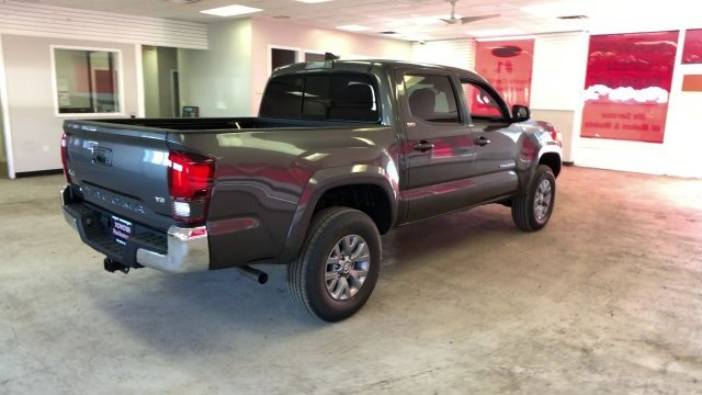 2019 Toyota Tacoma SR5 Double Cab 5 Bed V6 AT Automatic Regular Unleaded V-6 3.5 L/211 Engine 4 Door Truck 4X4