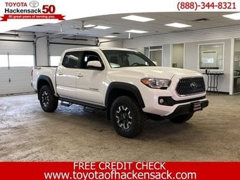 2019 Toyota Tacoma TRD Off Road Double Cab 5 Bed V6 AT Automatic 4X4 4 Door Regular Unleaded V-6 3.5 L/211 Engine