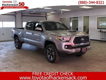 2019 Toyota Tacoma TRD Sport Double Cab 6 Bed V6 AT 4 Door 4X4 Regular Unleaded V-6 3.5 L/211 Engine Truck Automatic