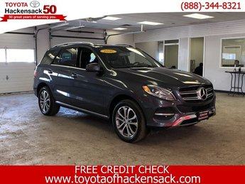 2016 Mercedes-Benz GLE GLE 350 4 Door AWD Automatic Premium Unleaded V-6 3.5 L/213 Engine SUV