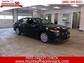 2019 Toyota Camry LE Auto FWD Regular Unleaded I-4 2.5 L/152 Engine Automatic 4 Door Sedan