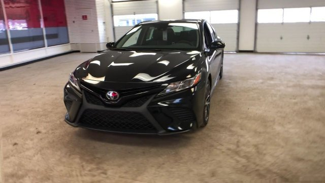 2019 Toyota Camry SE Auto Automatic Regular Unleaded I-4 2.5 L/152 Engine Sedan FWD 4 Door