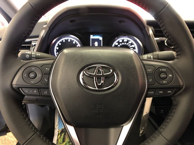 2019 Toyota Camry SE Auto Automatic Regular Unleaded I-4 2.5 L/152 Engine Sedan