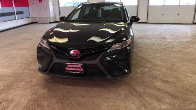 2019 Toyota Camry SE Auto Automatic FWD Regular Unleaded I-4 2.5 L/152 Engine 4 Door Sedan