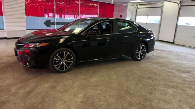 2019 Toyota Camry SE Auto Sedan FWD Regular Unleaded I-4 2.5 L/152 Engine
