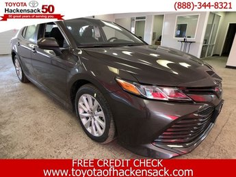 2019 Brownstone Toyota Camry LE Auto 4 Door Automatic Sedan FWD