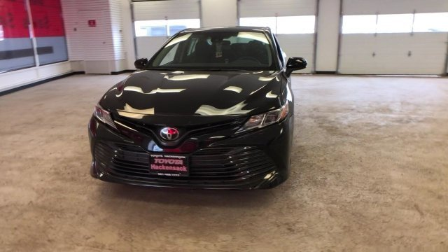 2019 Toyota Camry LE Auto Regular Unleaded I-4 2.5 L/152 Engine 4 Door Automatic