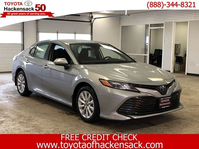 2019 Toyota Camry LE Auto Automatic Sedan 4 Door FWD