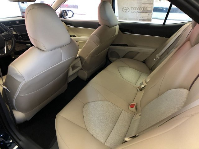 2019 Toyota Camry LE Auto 4 Door Automatic FWD Regular Unleaded I-4 2.5 L/152 Engine Sedan