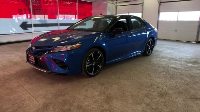 2019 Toyota Camry XSE Auto FWD Regular Unleaded I-4 2.5 L/152 Engine Automatic 4 Door