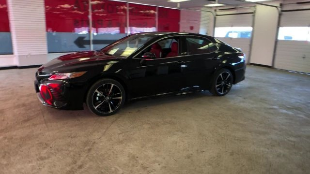 2019 Toyota Camry XSE Auto Automatic Regular Unleaded I-4 2.5 L/152 Engine 4 Door Sedan