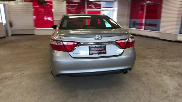 2015 Toyota Camry SE 4 Door Automatic Sedan Regular Unleaded I-4 2.5 L/152 Engine